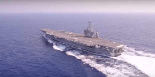 MORNARICA-SAD-Najskuplji-americki-nosac-aviona-nesposoban-za-borbu-VIDEO