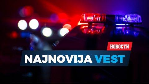 ROAD MACHINE CRUSHES WOMAN: Terrible accident in Trnovo Laz near Prokuplje