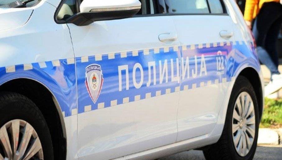 HAPŠENjE U BIJELjINI: Vređao i grebao policajce!