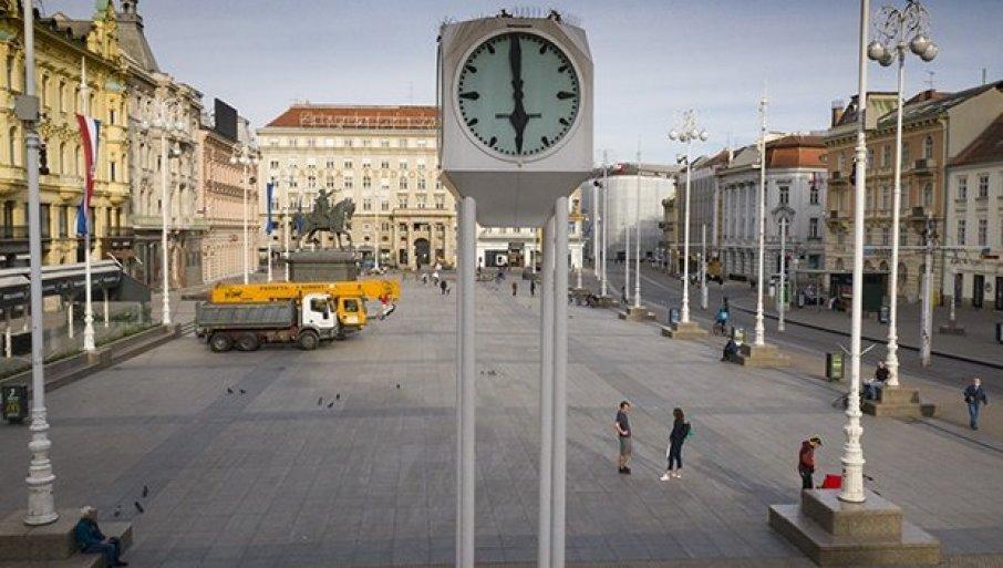 Zagreb Se Ponovo Trese Jos Jedan Zemljotres U Hrvatskoj Prestonici Novosti Rs