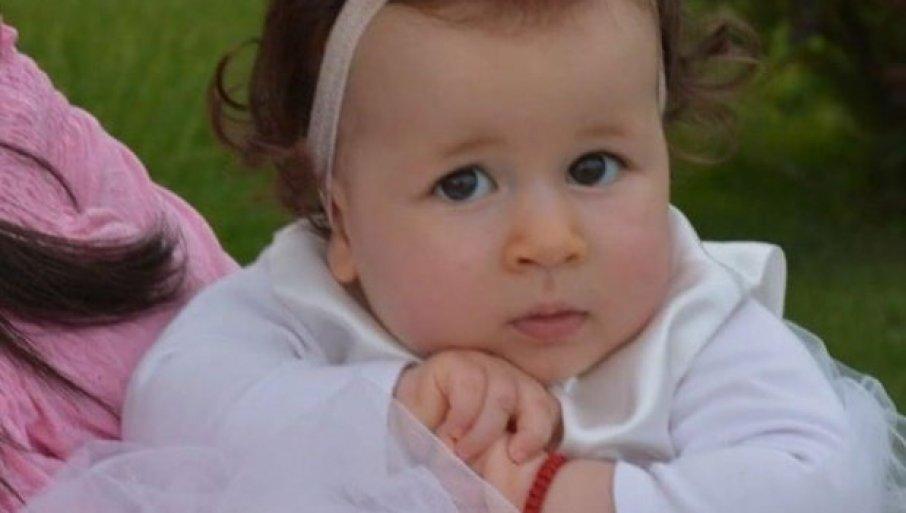 САДА ЈЕ СВЕ У БОЖИЈИМ РУКАМА: Прикупљен новац за лечење мале Софије