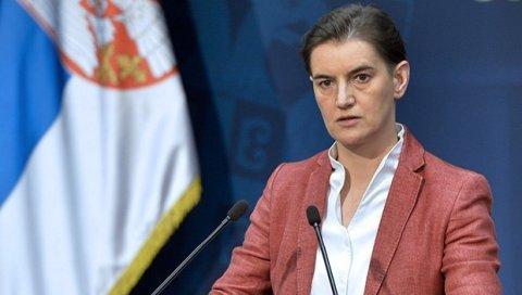 OTVOREN KLASTER JEDAN: Premijerka Ana Brnabić na pregovorima u Luksemburgu