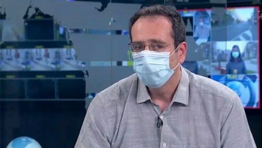 PONOVO NAM PRETE NAJRESTRIKTIVNIJE MERE Janković: Imaćemo pik epidemije ove nedelje, postoje aktivna žarišta