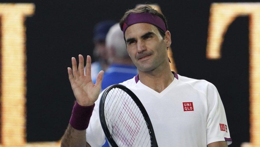 OVO JE KRAJ? Federer otkazao učešće u Majamiju, gubi 1000 poena