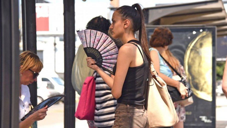 VREMENSKA PROGNOZA ZA SREDU 28. JUN: Pogledajte kakvo nas vreme očekuje, pred nama su tropski dani, od ponedeljka - preokret! (FOTO)