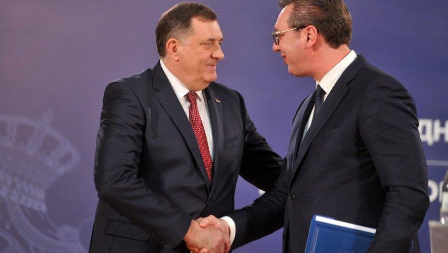 VUČIĆ DANAS U RS: Republici Srpskoj 2,7 miliona €