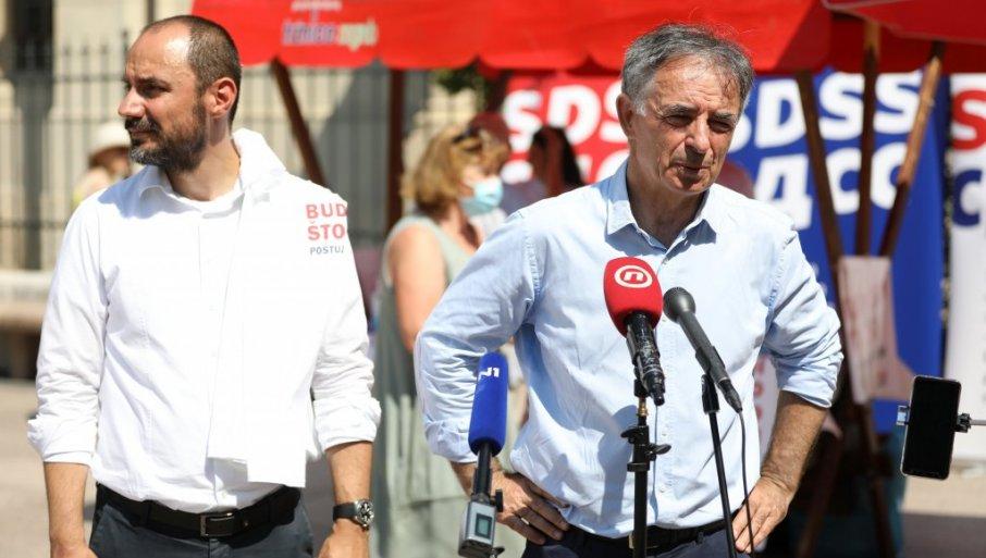 ПУПОВАЦ ЗА НОВОСТИ: Није још донета одлука, али ако Борис оде у Книн - неће славити
