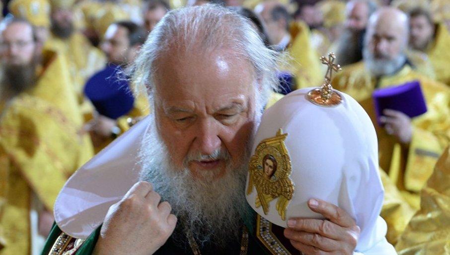 "VELIKI GUBITAK ZA PRAVOSLAVNI SVET"": Patrijarh Kiril služio liturgiju  povodom smrti patrijarha Irineja | Novosti.RS"