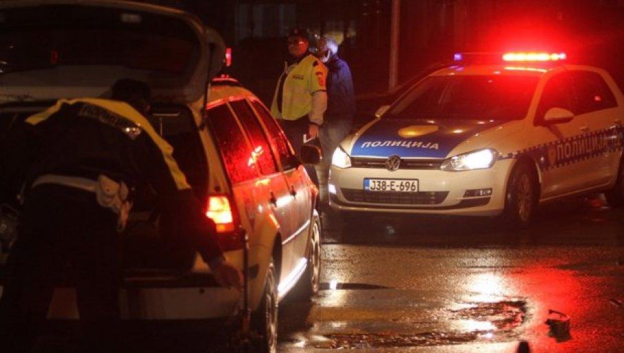 """DETALjI UDESA NA OBRENOVAČKOM PUTU: U sudaru """"opela"""" i """"renoa"""" povređene dve osobe"""