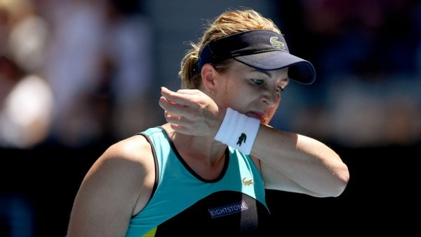 ROLAN GAROS: Pavlyuchenkova for the first time in her career in the semifinals of the Grand Slam tournament