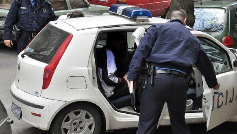AKCIJA POLICIJE: Muškarac uhapšen zbog više teških krađa u Beogradu