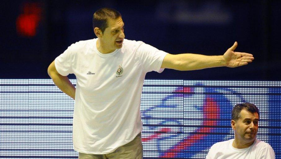 ТАТИЈАНА РАКАС ПОРУЧИЛА: Милановић је велики зналац, легенде које се жале могу да помогну тако што ће доћи да играју за Партизан