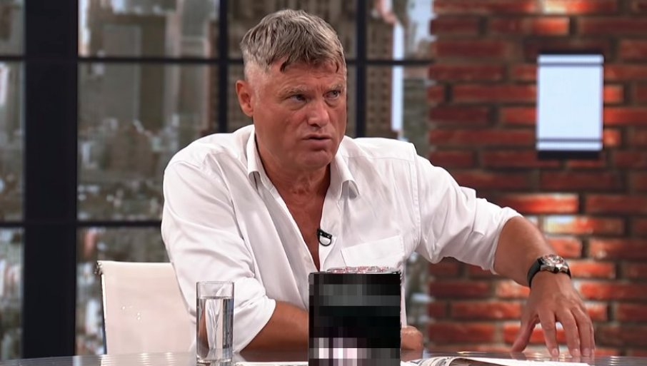 """KO JE TAJ, DA GA VIDIM?!"" Lazanski zapušio usta rusofobima zbog čuvene floskule (VIDEO)"