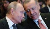 ERDOGANOVA IGRA S VATROM: Da li će Turska izdati Rusiju?