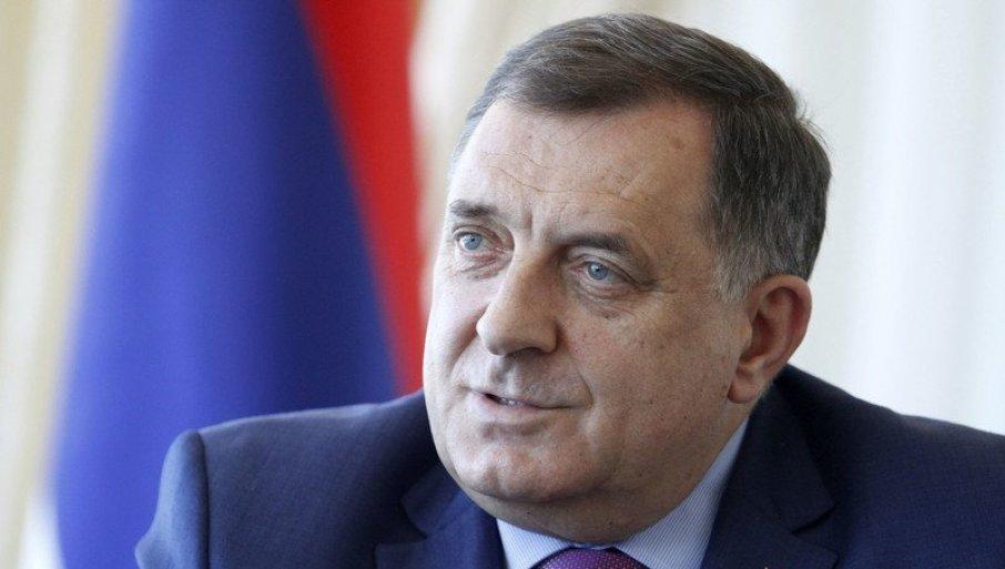 ДОДИК ОДГОВОРИО АМЕРИЧКОМ АМБАСАДОРУ! Не желимо у НАТО, нема промена устава без сагласности Срба