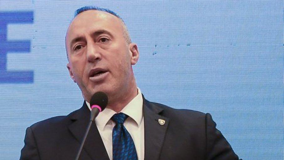 HARADINAJ NAJAVLjUJE UJEDINjENjE SA ALBANIJOM: Evropa i svet ćute