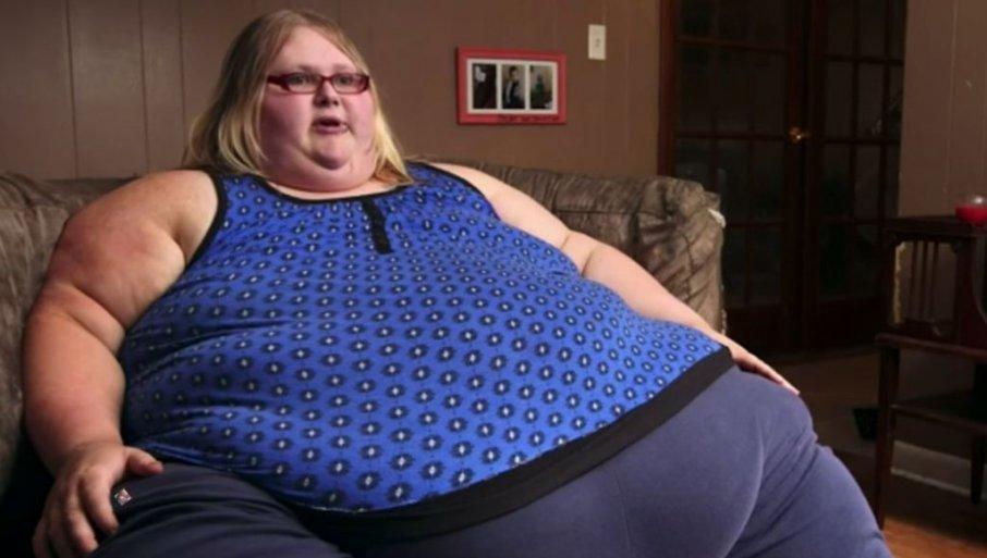 IMALA JE 23 GODINE I 317 KILOGRAMA: Nije mogla da stane u kupatilo, nego se  KUPALA U DVORIŠTU, a danas izgleda OVAKO (FOTO+VIDEO)   Novosti.RS