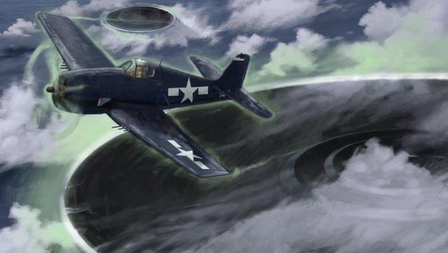 РЕШЕНА ЗАГОНЕТКА БЕРМУДСКОГ ТРОУГЛА? Научник открио шта се крије иза нестанка 5 авиона САД (ВИДЕО)