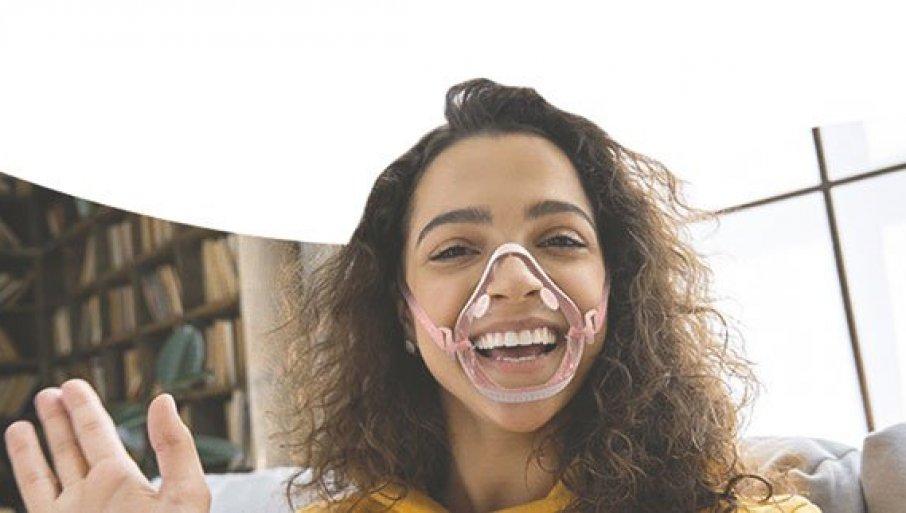 OSMIJEH ZA NAJMLAĐE! Providne maske za nastavnike u Francuskoj