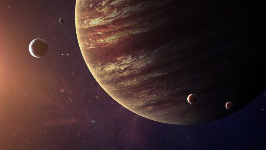 NA DAN ZIMSKE KRATKODNEVNICE: Jupiter i Saturn u položaju koji nije viđen od srednjeg veka