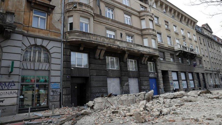 Zagreb Tek Ceka Snazan Zemljotres Bice Trideset Puta Jaci Od Onog Iz Marta Hrvatski Seizmolog Upozorava Novosti Rs