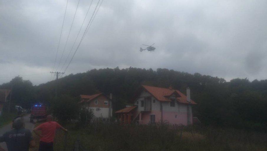 САЗНАЈЕМО: Ево у каквом стању је био авион који се срушио код Лознице