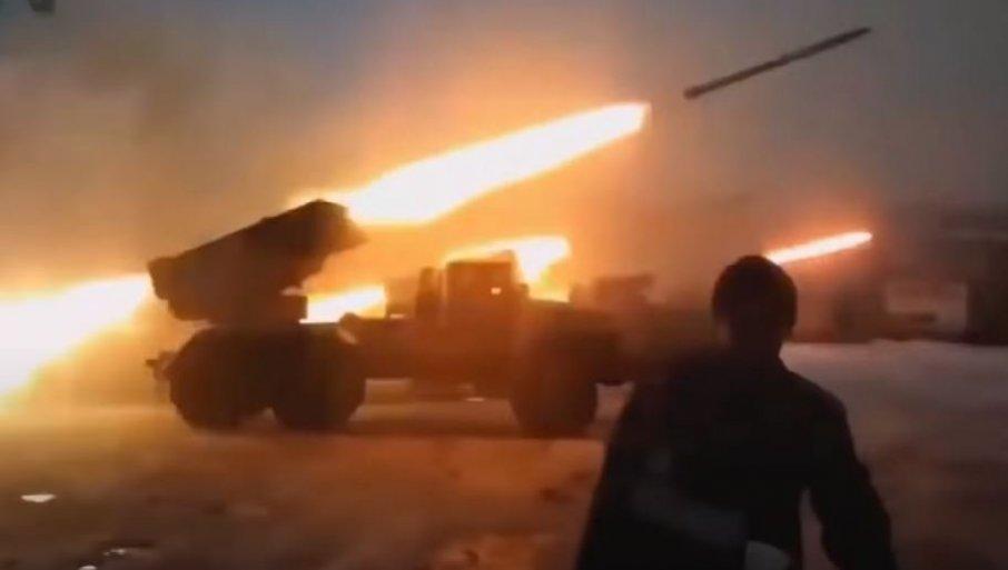 VIDEO: U regionu Nagorno-Karabah proglašeno ratno stanje i opšta mobilizacija