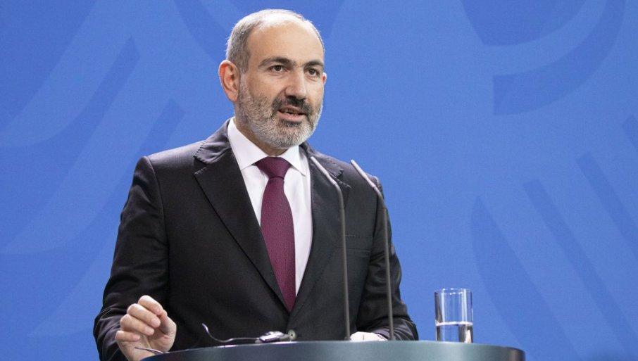 PAŠINJAN SPREMAN NA IZBORE: Premijer Jermenije izneo svoje uslove