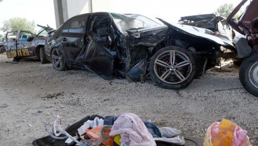 "ČETIRI GODINE ZA ČETIRI SMRTI: Izrečena presuda za nesreću na Ibarskoj magistrali - ""da je vozio sporije, mogao je da izbegne sudar"""