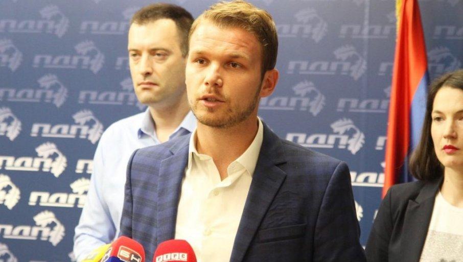 DRAŠKO STANIVUKOVIĆ: Zločin u Srebrenici je politizovan, nije bilo genocida    Novosti.rs
