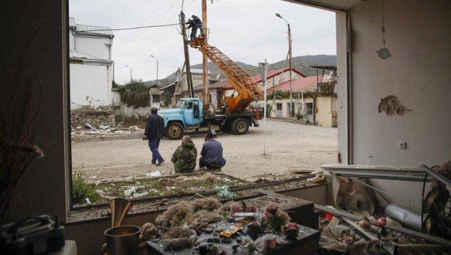 I NOVO PRIMIRJE SAMO NA PAPIRU: Međusobne optužbe o kršenju primirja u Nagorno-Karabahu