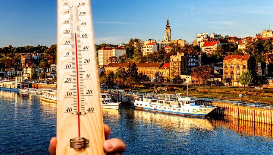 JUTRO SUNČANO, POPODNE PROMENA VREMENA: Evo kakvo nas vreme čeka danas, hladni talas stiže za vikend