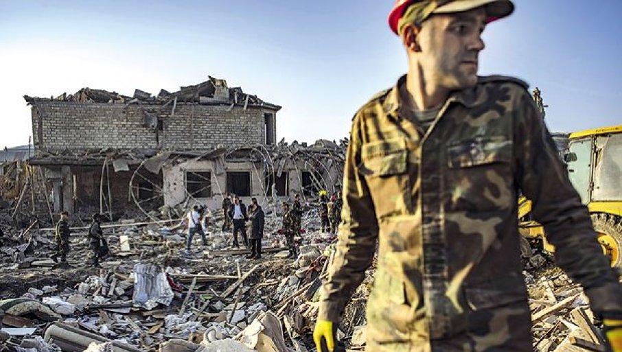 ОГЛАСИО СЕ ПРЕМИЈЕР ЈЕРМЕНИЈЕ: Ево зашто су руски војници на граници са Карабахом