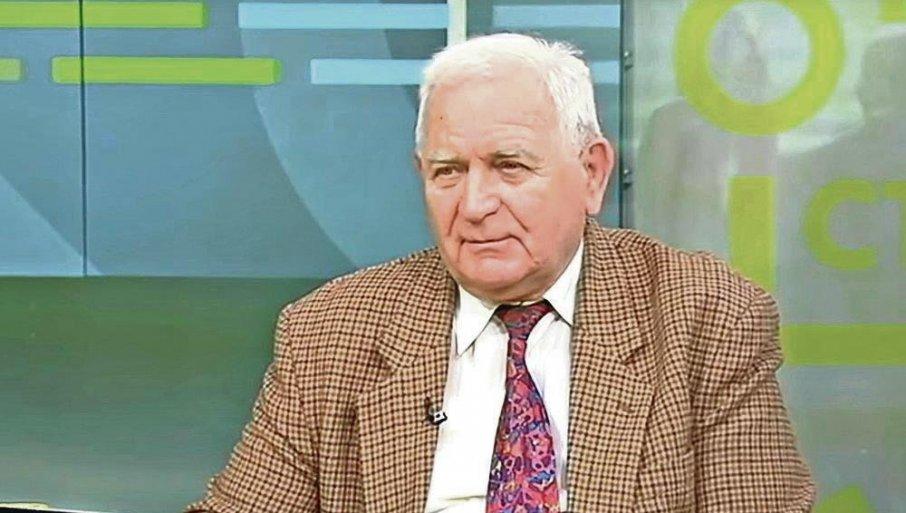 POSLE 30 GODINA RADA NA TORLAKU: Epidemiolog Radmilo Petrović objašnjava proces proizvodnje vakcine Sputnjik Ve