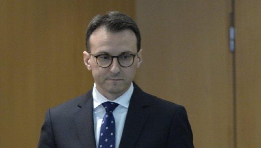 SAVESTAN I PLEMENIT SARADNIK: Petković uputio saučešće povodom smrti Trifunovića