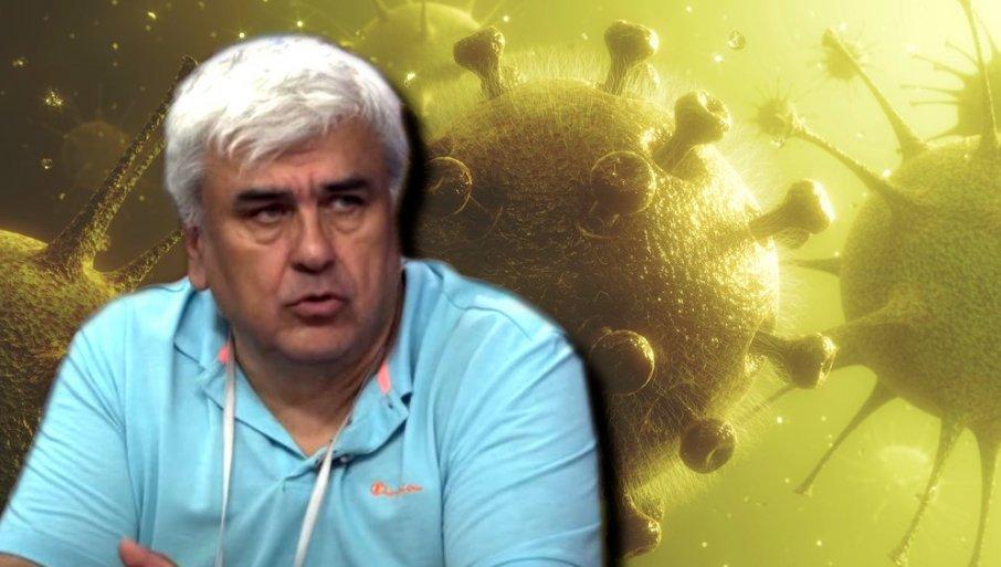 KORONA JE PONOVO BUKNULA ZBOG ZIMOVANJA: Profesor Kočović otkrio kada možemo da očekujemo pad broja zaraženih