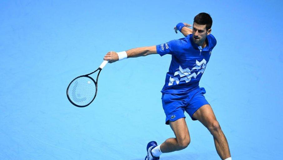 НОВАК САВЛАДАО ЗВЕРЕВА: Ђоковић у полуфиналу - Србин је господар Мастерса у Лондону!