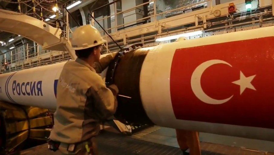 "TURSKE GLAVOBOLjE RUSKOG ""GASPROMA"": Rentabilnost gasovoda dovedena u pitanje posle zahteva iz Ankare da se smanji cena ""plavog goriva"""