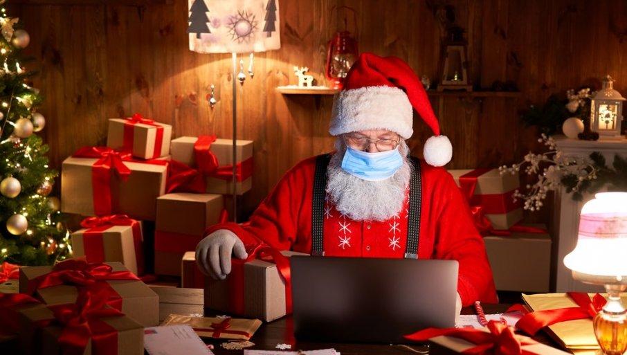 NOSI MASKU, PERI RUKE: Belgijska vlada pisala Deda Mrazu