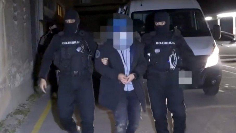 TROJKA ĆUTALA PRED TUŽIOCEM: Određen pritvor osumnjičenima za učešće u ubistvu Bojana Mirkovića (34) u novobeogradskom naselju Belvil