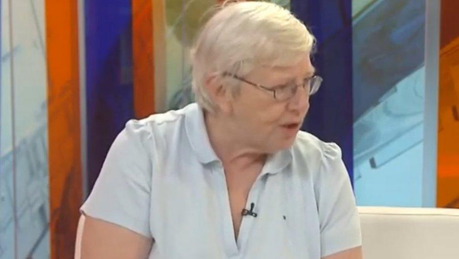 """SRAMNO: Srbijanka Turajlić bi da skloni spomenik Stefanu Nemanji i da """"zatre tragove"""" (VIDEO)"""