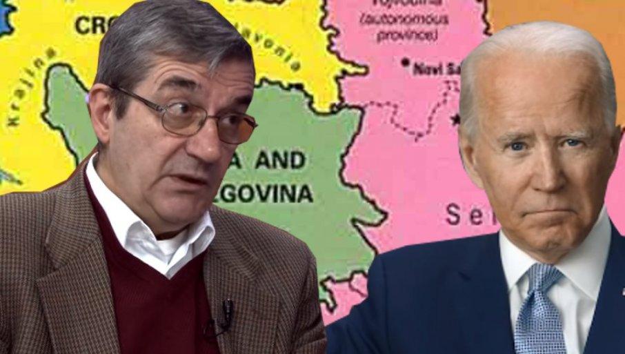 "BAJDEN KREĆE NA SRBE NA TRI ""FRONTA"": Srđa Trifković upozorio na pritiske koje slede (VIDEO)"