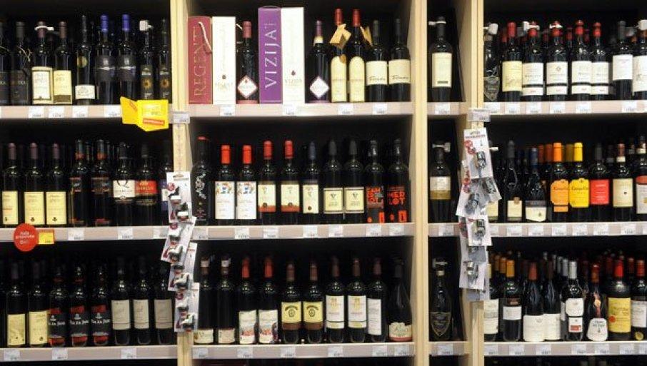 """VLAD SPREČILA DA JEDAN UVOZNIK KUPI SVE """"PIĆE BOGOVA"""": Izmenjena pravila za kupovinu vina iz Evropske Unije po povlašćenom tretmanu"""