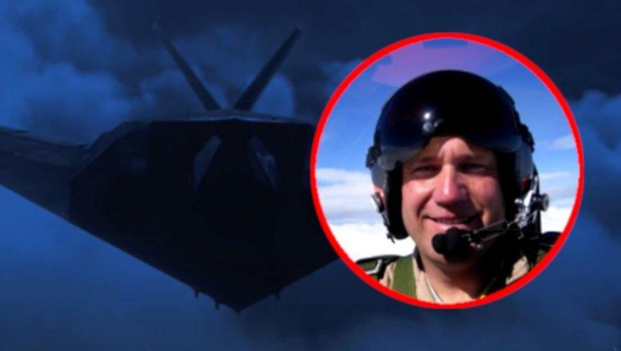 ОТКРИВЕНА ТАЈНА ЧУВАНА ОД 1999. ГОДИНЕ! Амерички пилот признао - Срби су погодили два невидљива (ВИДЕО)