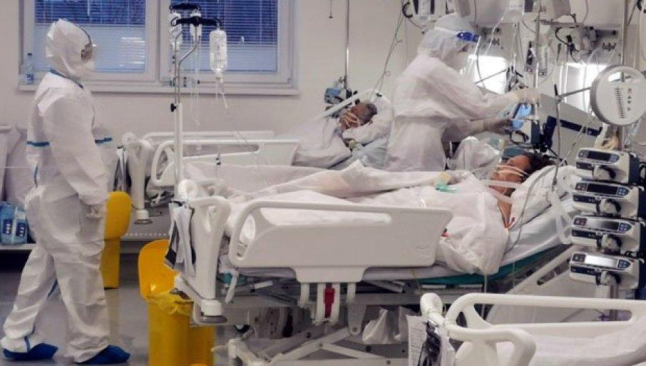 IZ SVE SNAGE OSETIŠ UMOR, BOL I TEMPERATURU: Ispovest mladog srpskog anesteziologa koji je preležao virus korona