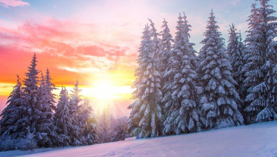 SUTRA POČINJE ZIMA: Kalendarski početak najhladnijeg godišnjeg doba,  pratiće i nesvakidašnja pojava, a evo kako je možete posmatrati