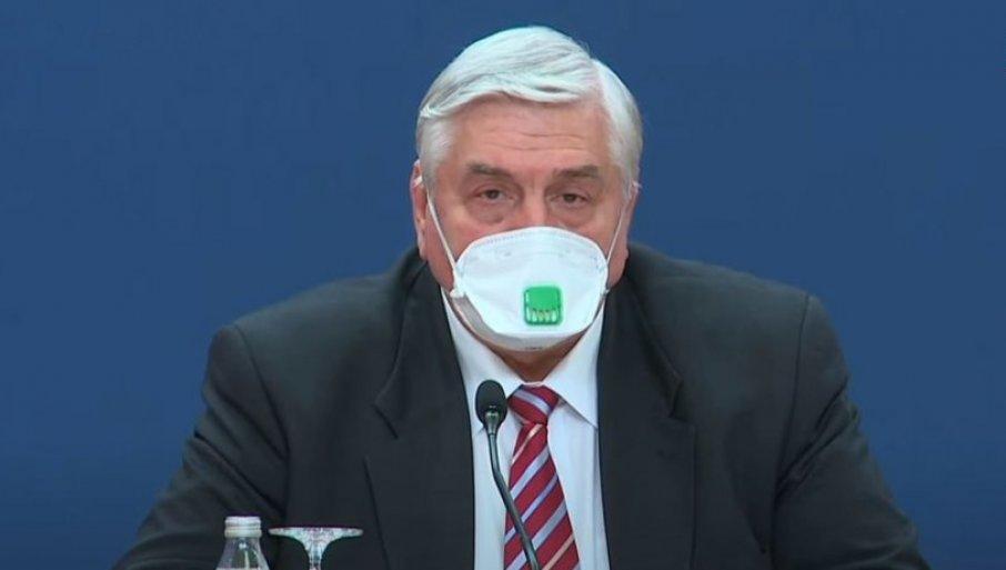 """DOKTOR TIODOROVIĆ NEZADOVOLJAN NOVIM MERAMA: """"Smatram da nisu dovoljne!"""""""
