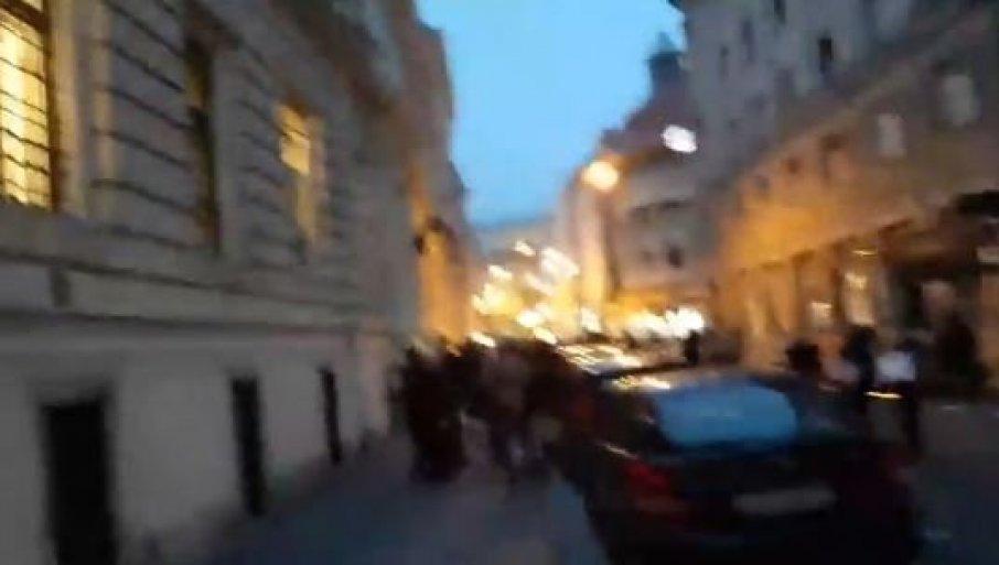 Prvo Sam Pomislio Boze Ne Opet Prve Reakcije Hrvata Na Zemljotres Koji Ih Je Jutros Probudio Culi Smo Strasan Zvuk Novosti Rs