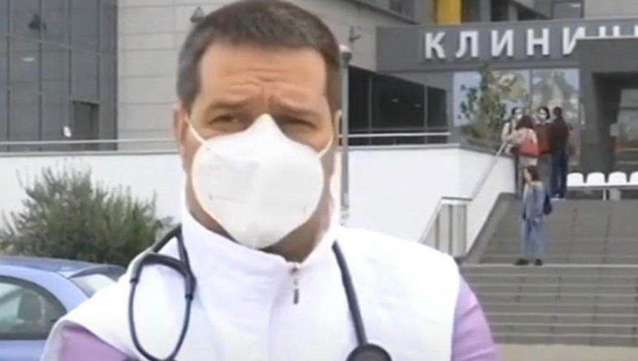 ŽIVOT BEZ MASKI NIJE MOGUĆ DO LETA: Profesor Radmilo Janković upozorava - sada nije vreme da se opustimo