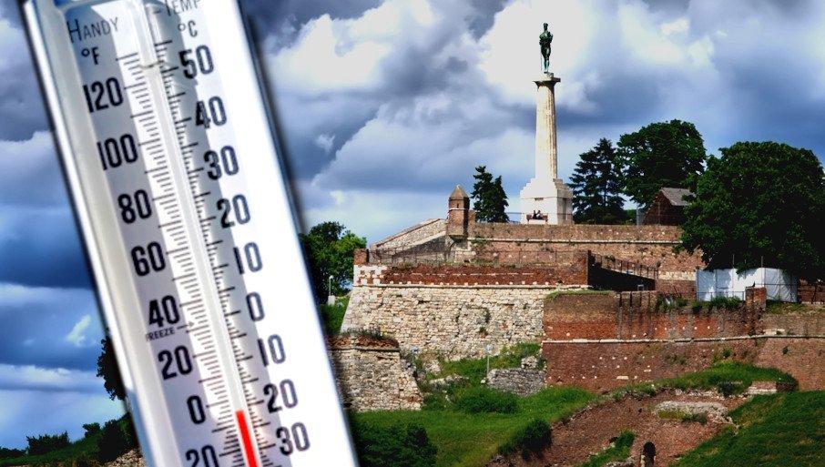 OD VIKENDA PROMENA VREMENA: Očekuju nas znatno niže temperature, meteorolozi najavljuju kišu i sneg
